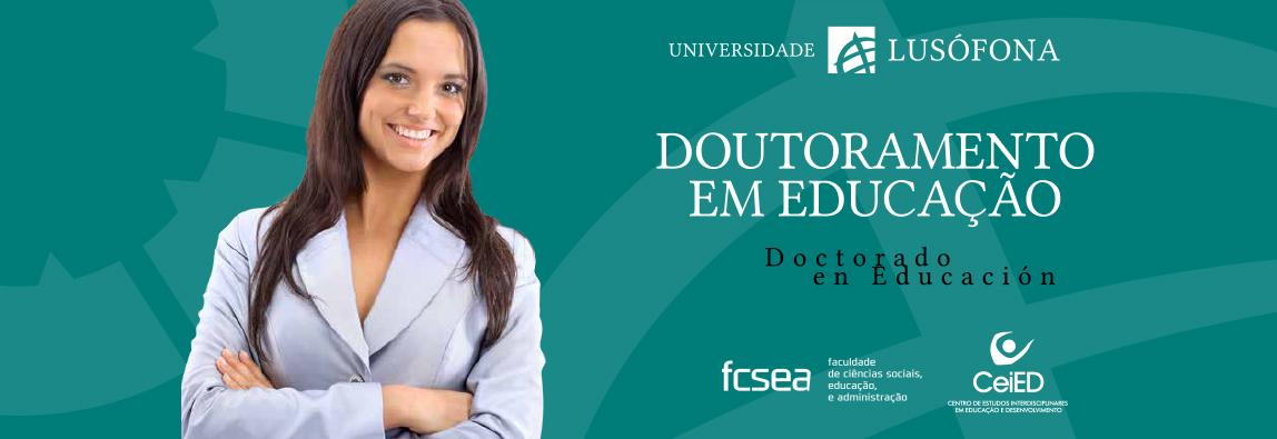 Destaques: Doutoramento em Educação reconhecido
