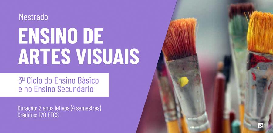 Ensino de Artes Visuais no 3º Ciclo do Ensino Básico e no Ensino Secundário